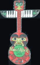 Hard Rock Cafe VANCOUVER 1996 Totem Pole Guitar PIN LE 500 - HRC Catalog #10303