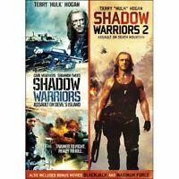 Shadow Warriors Double Feature DVD Hulk Hogan