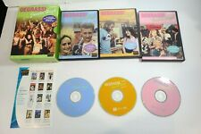 2005 Degrassi Junior High Season 3 3-Disc DVD Complete Set