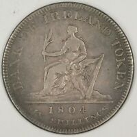1804 Bank of Ireland Six Shillings. RAW1899/BLH