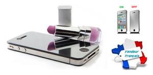 Displayschutzfolie (Spiegeleffekt) ~ Apple IPHONE 3g / IPHONE 3gs