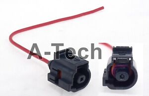Connector 1 pin for Audi VW Skoda Seat Oil Pressure 1J0 973 701 A 1J0973701A -17