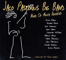 Jaco Pastorius big band: Word of Mouth Revisited/CD-Top-stato