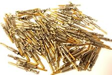 (100) AMP 66593-2 MULTIMATE VI CONTACT PIN SOCKET ASSY 20-24AWG GOLD CRIMP