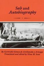 Texas Pan American: Sab and Autobiography by Gertrudis Gómez de Avellaneda y...