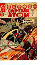 Captain Atom #88 (Oct 1967, Charlton)  STEVE DITKO ART&COVER HIGH GRADE!!