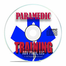 Paramedic Training Manuals, Emergency Medical Training Learn to be an Emt Cd E99