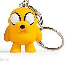 "kidrobot Adventure Time Keychain 1.5"" - Jake the Dog - Opened Blind Box - New"