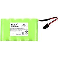 HQRP Backup Battery fits GE Interlogix Simon Xti XTi-5 Security System Panel