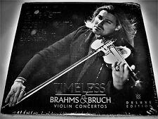 DAVID GARRETT - TIMELESS / BRAHMS & BRUCH / ZUBIN MEHTA ISRAEL PHILHARMONIC +DVD