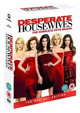 Desperate Housewives Season 5 7 Disc DVD Drama TV Series Region 2 2009 New