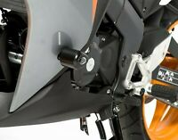 R&G Crash Protectors - Aero Style for Honda CBR125R 2013