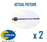 2 x NEW COMLINE FRONT TIE ROD AXLE JOINT TRACK ROD PAIR OE QUALITY CTR3130