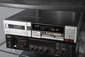 Rare vintage AKAI GX-7 3-head dual capstan cassette deck - made in Japan