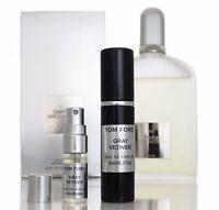 Grey Vetiver Tom Ford EDP men perfume sample travel size 2~2.5~3~5~10ml