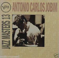 Antonio Carlos Jobim - Jazz Masters 13 (CD 1993 Verve) VG++ 9/10