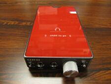More details for orb hi end audio jade to go red  headphone amplifier - new old stock