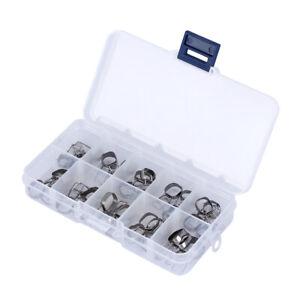 Dental Ortho Braces Preformed Space Maintainer Kit Band&Loop U&L 32#-41# AZDENT