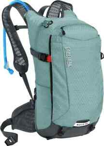 Camelbak Women's M.U.L.E Pro 14 Hydration Backpack 100oz (Mineral Blue/Charcoal)
