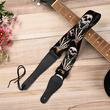 Personalized Printed Guitar Strap for Guitar Bass Electric Guitar Belt