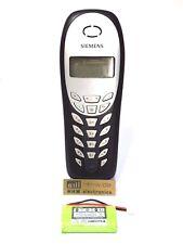 Gigaset a14 as14 parte mobile per a140 a145 a240 a245 as140 + BATTERIA NUOVA TOP