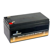 12V 3.4AH SLA Battery UPS Replacement Battery for APC BACK-UPS ES BE350G