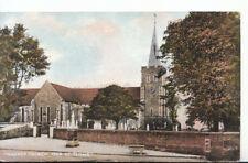 Kent Postcard - Minster Church - Isle of Thanet - Ref ZZ5091