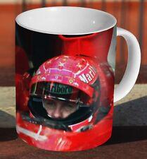 Michael Schumacher F1 Ceramic Tea - Coffee MUG