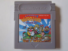 Wario Land Super Mario Land 3 - Nintendo GameBoy Classic JAP #70