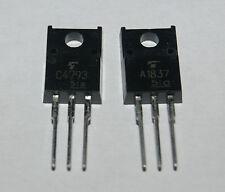 Transistor 2SA1837 2SC4793 Amplificador de potencia de A1837 C4793 (1 Par) Nuevo