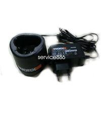 Cargador de batería de litio para Worx WA3504 12V, Worx WX128 WX382 wx540.7 wx128.1