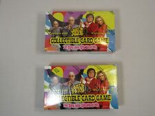 Austin Powers The Spy Who Shagged Me Ccg 30 Packs, 11cds Decipher Booster 2boxes