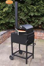 Gardeco Forno Steel Outdoor Pizza Oven Garden Patio Fire WoodBurner Log Burner