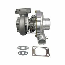 CXRacing Ceramic Ball Bearing T3 T04E Turbo Charger Stage III .60 .63 A/R 4 Bolt