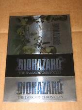 Resident Evil The Darkside Chronicles Sticker Adesivo Set 15x21cm Capcom
