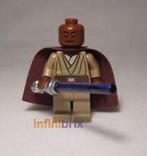 Lego Mace Windu Minifigure from set 9526 Star Wars Jedi NEW sw417