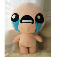 35cm Plush The Binding of Isaac Soft Plush Toy Doll ISSAC Gift