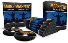 How To Become A Highly Profitable Speaker- Videos on 1 CD