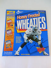 Deion Sanders General Mills Honey Frosted Wheaties 1996!