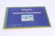 Album Chlorodont Sammelbilder Außereuropäische Säugetiere Komplett Super Zustand