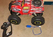 Maisto Rockzilla Pro Series Remote Control Rock Crawling Monster Truck W/ Remote