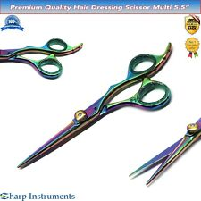 Professional Hair Cutting Thinning Scissors 5.5 Barber Shears Hairdressing Salon