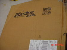Master Lock Unfilled Lockout Safety Station Holds 20 Locks New Other