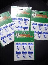RARITÄT !4 x Aufkleberkarten VFL Bochum Fussball Fanartikel