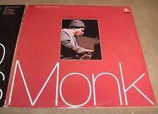 THELONIOUS MONK~ SELF TITLED ~ MONO ~ PRESTIGE 24006 UK 1972 2 x LP SET~ EX-/EX