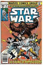 STAR WARS MARVEL COMIC # 14 VF/NM vintage original 1978 with upc gradable book