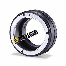 Photography shift Lens adapter ring for Olympus OM mount lens to Sony NEX-5