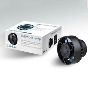JEBAO SLW-20 SINE WAVE Flow Wave Maker Quiet Wave Pump 10000LPH Aquarium No Wifi