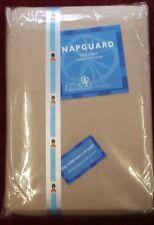 * napguard * Super Qualità flanelletta Singolo Lenzuolo 100% COTONE