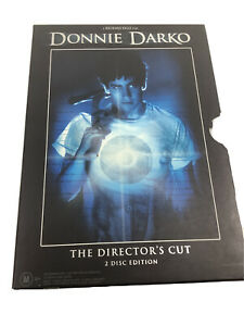 Donnie Darks The Director's Cut New And Sealed M15 + Widescreen Extra Footage